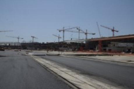 Saudi: King Abdulaziz Airport complete by mid-2017