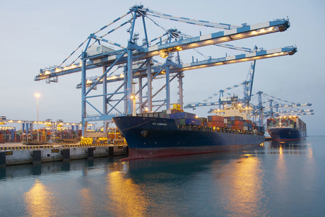 Cofely Besix awarded first port contract in ME
