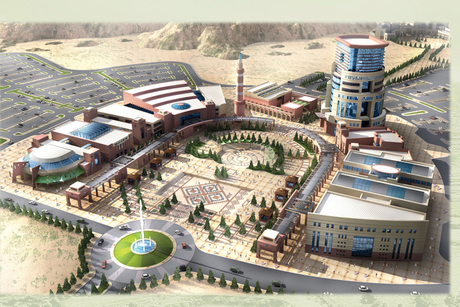 $3.4bn Saudi university project hits final stages