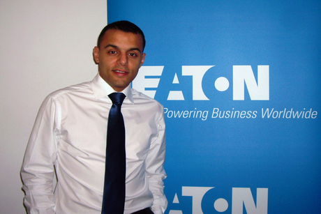 Eaton names new channels head for the Middle East