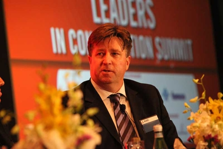 COINS sponsors CW's Leaders conference
