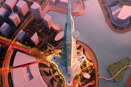 Confidence over funding for Kingdom Tower