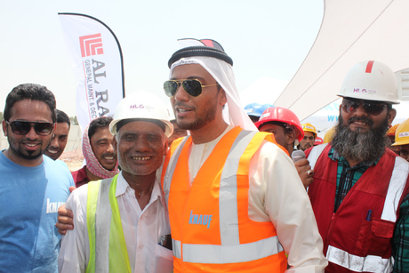 Knauf offers up the human touch at Dubai site