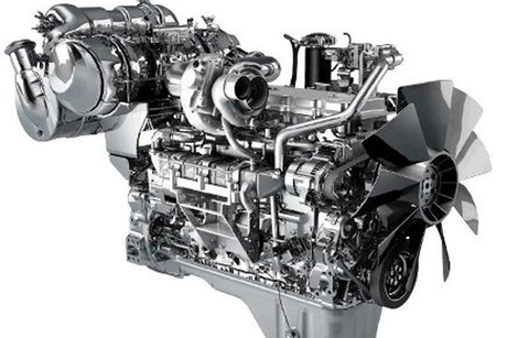 Komatsu to start production of latest engines