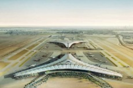 Kuwait awards re-tendered $4.34bn airport project