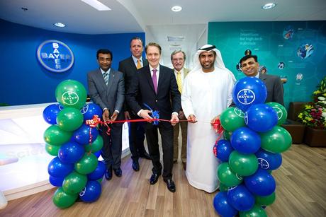 Bayer MaterialScience moves into Dubai lab