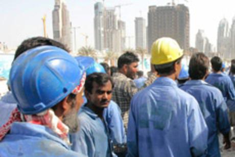 Qatar: Msheireb labourers strike in Doha