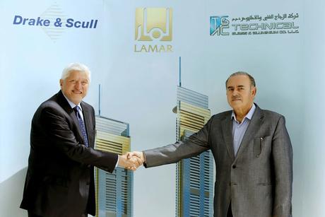 Facade contract awarded on Jeddah's Lamar Towers