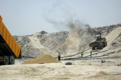Al Qusais landfill sets standards for the region