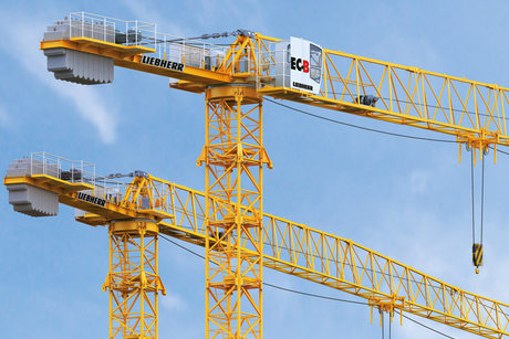 Liebherr Group matches 2012's turnover in 2013