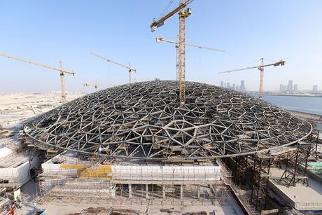 Abu Dhabi Cultural District infra work intensifies