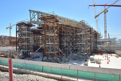 Site visit: The Louvre Abu Dhabi