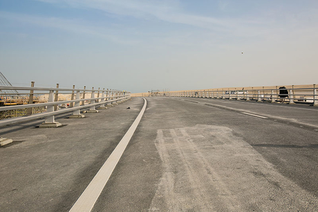 Site visit: Lusail CP5B road project