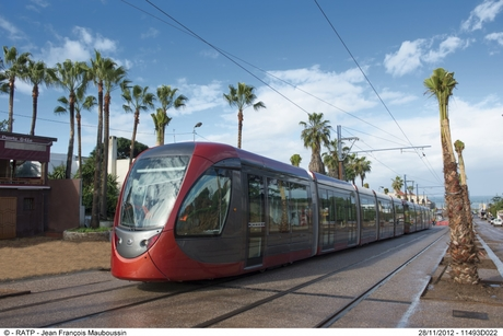Lusail tram project to get Alstom LRVs for 2017