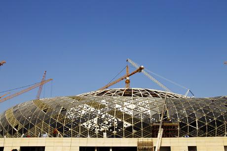 In pictures: Lusail Stadium, Qatar