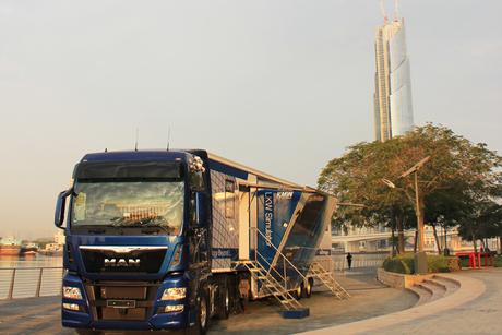 MAN launches ProfiDrive off-road truck training