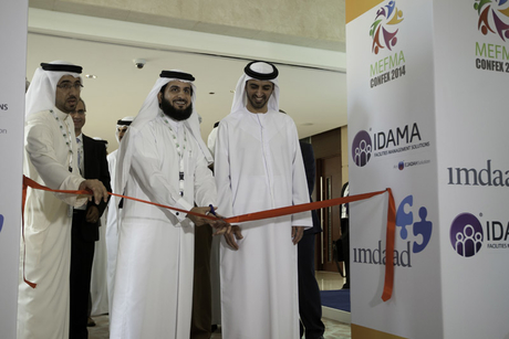 In pictures: Day 1 at MEFMA Confex 2014