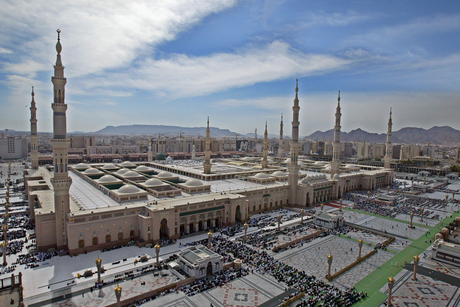 First phase of $13bn Madinah pilgrim city underway