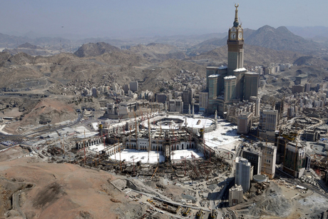 Grand Mosque extension creates space for 625,000