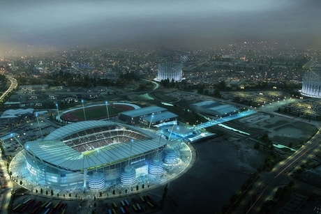 Abu Dhabi-owned Manchester City to expand stadium