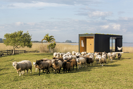 Prefab home takes pride of place in Brazil
