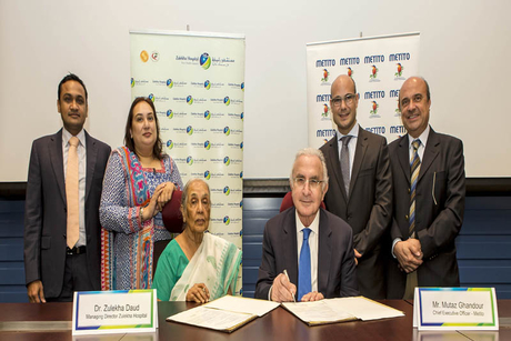 Metito, Zulekha partner for initiative in India