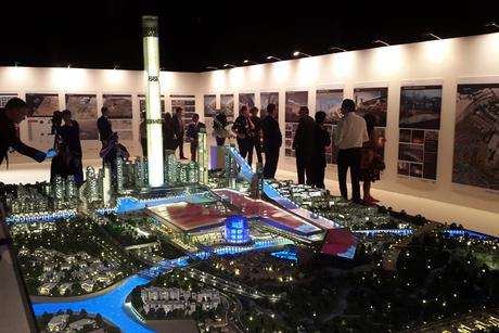 Meydan launches record-breaking Dubai mega project