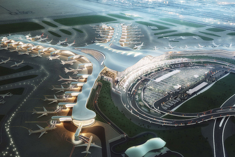 UAE's Midfield Terminal Building on track for 2017