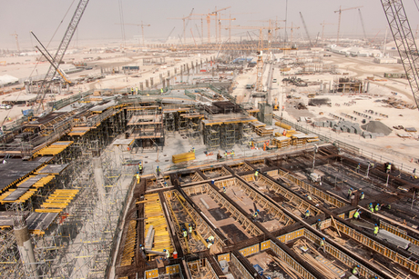 TAV in comms deal on $3bn Abu Dhabi airport scheme
