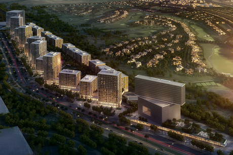 Deyaar launches Afnan, the first phase of Midtown