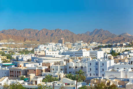 Allies and Morrison to masterplan new Oman city