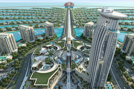 Six proposals in to build $680mn Nakheel Mall