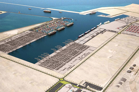 Qatar awards $4.22bn worth of New Port contracts