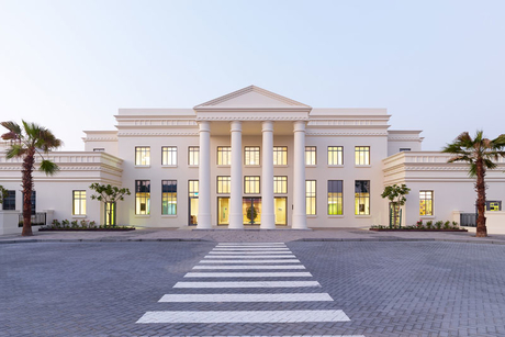 In pictures: Foremarke School, Dubai - phase one