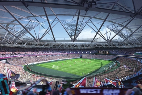 Plans to convert London's Olympic stadium approved