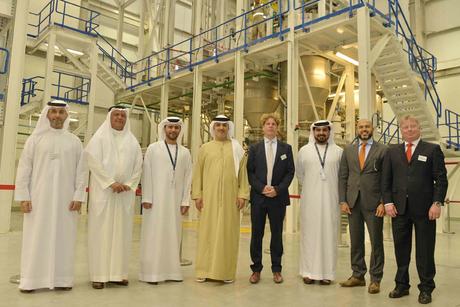 Multinational polymer JV opens plant in Kizad, UAE
