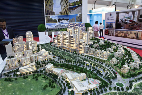 Plans revealed for $1bn city in Palestine