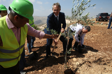 In pictures: Rawabi development, Palestine