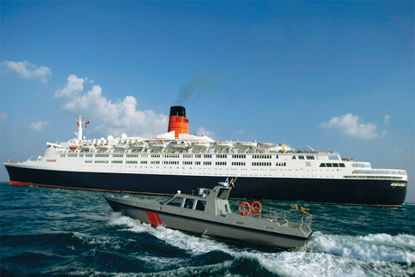 QE2's future agreed at last
