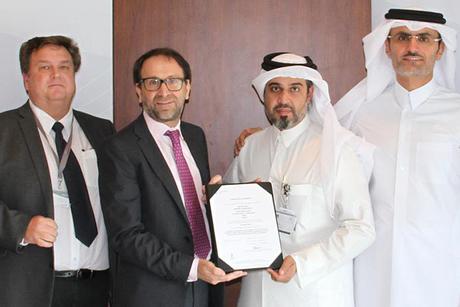 Qatar Rail achieves ISO certification