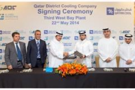 Qatar Cool signs deal for third plant in West Bay