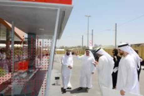 RTA to build solar-powered bus shelters in Dubai