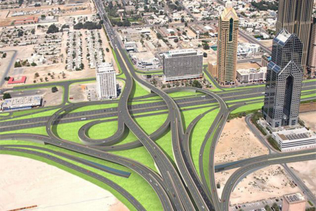 Completion of Seih Assalam Road expansion hits 40%