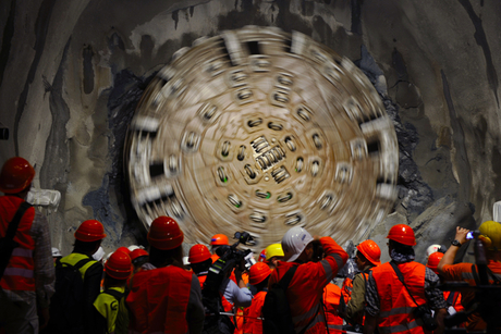 A brief history of US tunnel construction