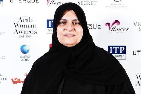 Raja Al Gurg honoured at Arab Woman Awards UAE