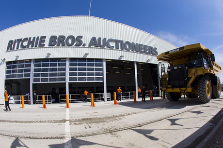 Ritchie Bros' next UAE auction to be hot and heavy