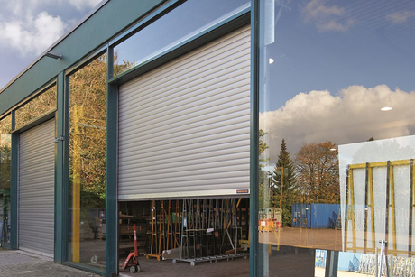 Hoermann awarded four high speed door projects