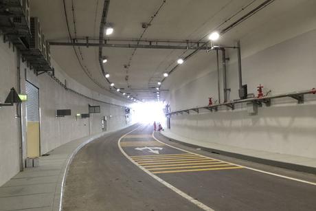UAE: Lighting installed at Saadiyat Island tunnel