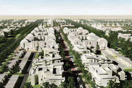 Masterplan finished for Abu Dhabi's Shakhbout City