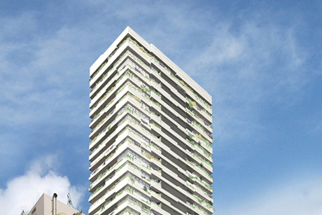 CCL completes work on Sky Gate, Beirut